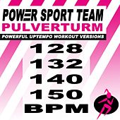 Pulverturm (Powerful Uptempo Cardio, Fitness, Crossfit & Aerobics Workout Versions) by Power Sport Team