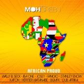 African Proud von DJ Moh Green