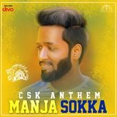 Manja Sokka(CSK Anthem) de Rajaganapathy