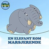 En Elefant Kom Marsjerende de Pudding-TV
