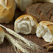 Bröd som inkörsport by U.A. Yhaan