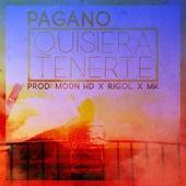 Quisiera Tenerte by Pagano