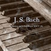 Invention in B-Flat Major, BWV 785 de Richard Settlement