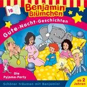 Gute-Nacht-Geschichten - Folge 18: Die Pyjama-Party von Benjamin Blümchen