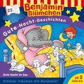 Gute-Nacht-Geschichten - Folge 22: Gute Nacht im Zoo von Benjamin Blümchen