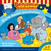 Gute-Nacht-Geschichten - Folge 16: Meine liebsten Kuscheltiere von Benjamin Blümchen