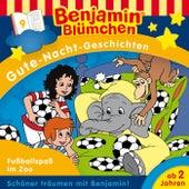 Gute-Nacht-Geschichten - Folge 9: Fußballspaß im Zoo von Benjamin Blümchen