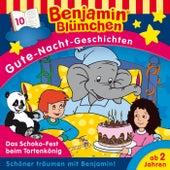Gute-Nacht-Geschichten - Folge 10: Das Schoko-Fest beim Tortenkönig von Benjamin Blümchen