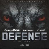 Defense (feat. Mike Bezel & K Scoob) by Footz the Beast