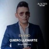 Quiero Llenarte (En Vivo) de Georgie Valencia