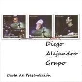 Carta de Presentación de Diego Alejandro Grupo
