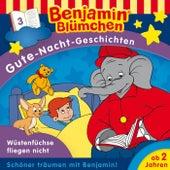 Gute-Nacht-Geschichten - Folge 3: Wüstenfüchse fliegen nicht von Benjamin Blümchen