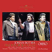 Verdi, Puccini, Leoncavallo & Others: Opera Arias (Live) by Johan Botha