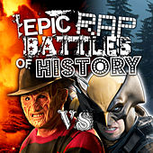 Wolverine vs Freddy Krueger de Epic Rap Battles of History
