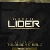 En Vivo Con Tololoche, Vol. 2 by Grupo Lider