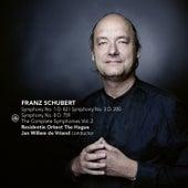 Schubert: The Complete Symphonies Vol. 2 (Symphony No. 1, D. 82 / Symphony No. 3, D. 200 / Symphony No. 8, D. 759 de Residentie Orkest The Hague