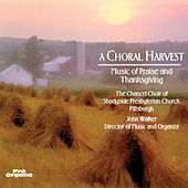 A Choral Harvest de Various Artists
