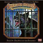 Folge 38: Das Haus mit den Zwingern von Sherlock Holmes - Die geheimen Fälle des Meisterdetektivs