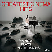 Pia Now Plays Greatest Cinema Hits de Piano W.