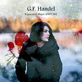 Handel: Fugue in G Major, HWV 582 by Relaxing Piano Music