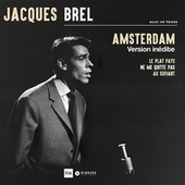 AMSTERDAM (Edition limitée maxi 45 t) by Jacques Brel