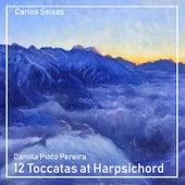 12 Toccatas at Harpsichord by Camila Pinto Pereira