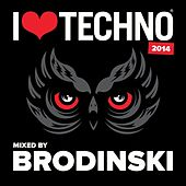 I Love Techno 2014 von Various Artists