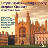 Organ Classics from King's College by Stephen Cleobury