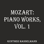 Mozart: Piano Works Vol. 1 de Gunther Hasselmann