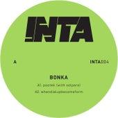 Cement Block EP von Bonka