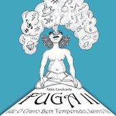 Fuga II (De o Cravo Bem Temperado, Livro I) de Fábio Cavalcante