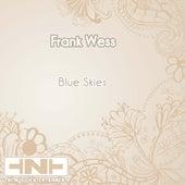 Blue Skies von Frank Wess