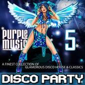 Disco Party 5 von Various Artists