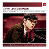 Peter Serkin Plays Mozart de Peter Serkin