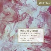 Monteverdi: Missa in Illo Tempore Magnificat a 6 Voci de Ensemble Corund