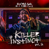 Grind Mode Cypher Killer Instinct, Vol. 2 de Lingo