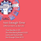 Not Enough Time de Jefferson Berry and the UAC