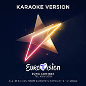 Eurovision Song Contest Tel Aviv 2019 (Karaoke Version) van Various Artists