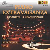 Piano Extravaganza: 8 Pianists on 4 Grand Pianos by Various Artists