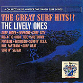 The Great Surf Hits!! de The Lively Ones