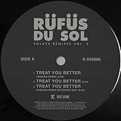 Solace Remixes Vol. 5 von RÜFÜS DU SOL