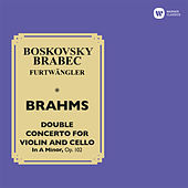 Brahms: Double Concerto for Violin and Cello, Op. 102 (Live at Wiener Musikverein, 1952) by Willi Boskovsky