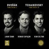 Tchaikovsky: Piano Trio, Op. 50 - Dvorák: Piano Trio No. 3 (Live) by Renaud Capuçon