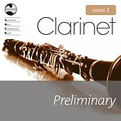 AMEB Clarinet Series 3 Preliminary Grade von Various Artists