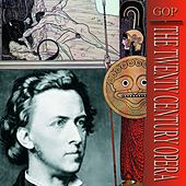 Frédéric Chopin · Ballade No. 3 Op. 47 · Andante spianato & Grande Polonaise brillante Op. 72 · Fantaisie Op. 49 · Polonaise-Fantaisie Op. 61 by Wilhelm Kempff