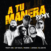A Tu Manera (Remix) von Travy Joe (1)