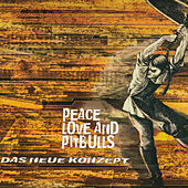 Das neue konzept von Peace Love & Pitbulls