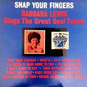 Snap Your Fingers de Barbara Lewis