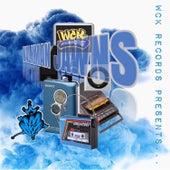 Walkman Jawns by CeeOne