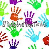 27 Really Great Songs for Kids de Nursery Rhymes